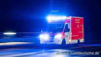 Zwei Schwerverletzte bei Zusammenstoß - Süddeutsche Zeitung