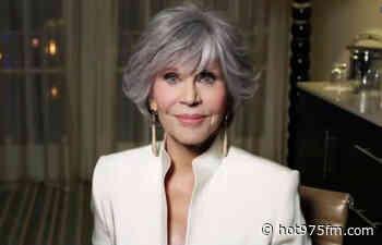Jane Fonda's Podcast To Focus On Standing Rock Wind Farm. - Hot 975