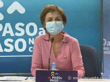 Paula Daza se complicó con «Tarapacá» en pleno reporte del Minsal: Paris le dio una mano - La Cuarta
