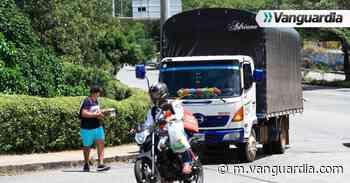 Adulto mayor fue arrollado por un motociclista en Floridablanca - Vanguardia