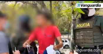Capturadas tres personas que cobraban 'peaje' para dar paso en Floridablanca - Vanguardia