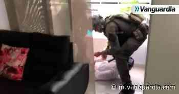 Detalles de la captura de 'Matamba' en Floridablanca - Vanguardia