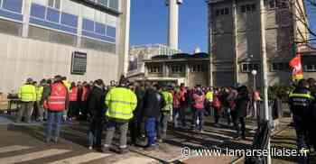 Les travailleurs en lutte ont tous rendez-vous à Gardanne - Journal La Marseillaise