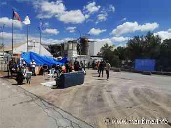 Gardanne. Mouvement de grève des salariés : Le site d'Alteo est à l'arrêt - Gardanne - Social - Maritima.info