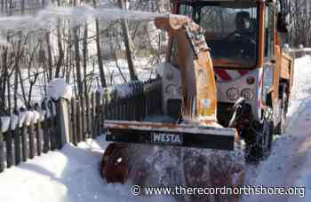 After resident pushback, Glencoe's new snow-removal program is put on ice   The Record - The Record North Shore