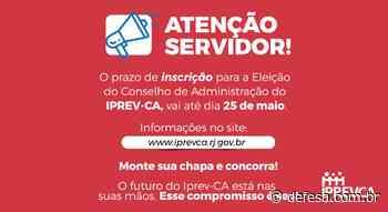 Iprev convida servidores para eleição do Conselho de Administração – Casimiro de Abreu - Defesa - Agência de Notícias
