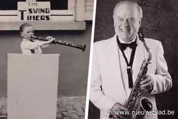 """Gentse jazzlegende Freddy Saget overleden: """"Op zijn 87ste gaf hij nog concerten van vier uur"""""""