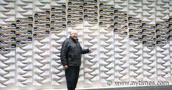 Paul Van Doren, 90, Dies; Built an Empire With Vans Shoes