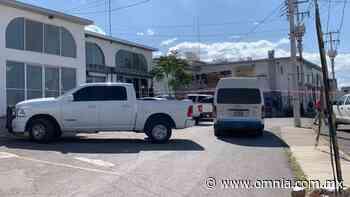 Identifican a ejecutado en local comercial de Arboledas - Omnia