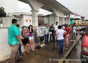 Vecinos de Arboledas solicitarán a INAH espacio para campo deportivo - Imagen de Veracruz
