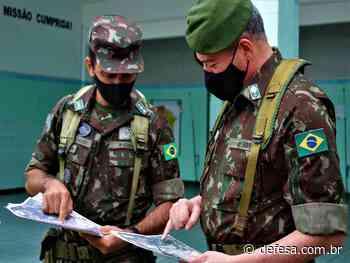 Comandante da 6ª Região Militar realiza inspeção em Paulo Afonso (BA) - Defesa - Agência de Notícias