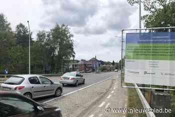 Eénrichtingsverkeer op N13 voor aanleg van veilige fietspaden