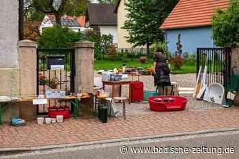 Altes wechselt in Bötzingen und Gottenheim den Besitzer - Gottenheim - Badische Zeitung