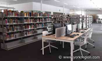 News Whitchurch-Stouffville Public Library fully reopened - yorkregion.com