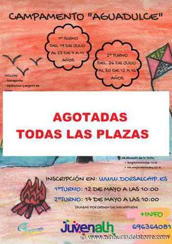 Agotadas las plazas para Aguadulce y para los turnos de julio de laEscuela de Verano '21 - Alhaurindelatorre.com