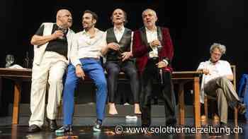 Dornach - «Die Panne» von Friedrich Dürrenmatt als Abschluss der Schauspielsaison - Solothurner Zeitung