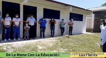 En Guamal entregan biblioteca a la Institución Educativa de Ricaurte. - Opinion Caribe