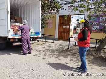 Distribuyen alimentos para más de 83 mil escolares de Santa, Casma, Huarmey, Pallasca, Corongo y Sihuas - Diario Digital Chimbote en Línea