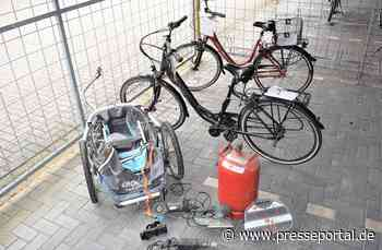 POL-ST: Steinfurt/Bu., offensichtlich entwendete Fahrräder aufgefunden - Presseportal.de