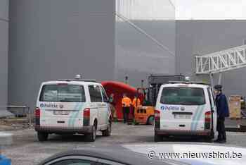 Portugese arbeider verongelukt op bouwwerf Agristo