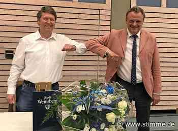 Das lebende Gedächtnis der Stadt Weinsberg sagt Lebewohl - Heilbronner Stimme