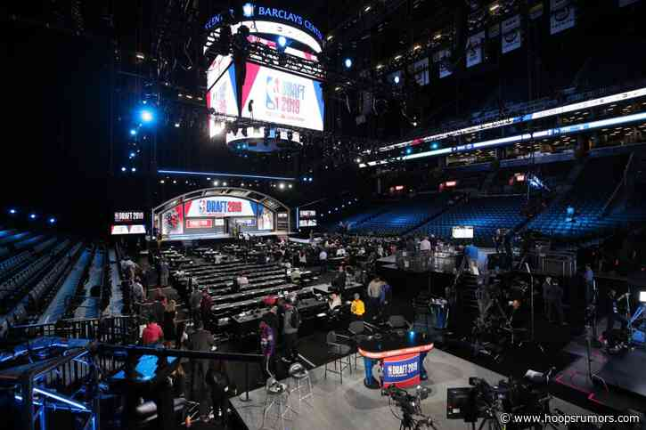 Latest On NBA's Lottery Standings, Draft Order