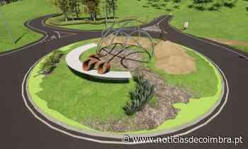 Rotunda de Sangalhos vai ter escultura evocativa dos desportistas - Notícias de Coimbra