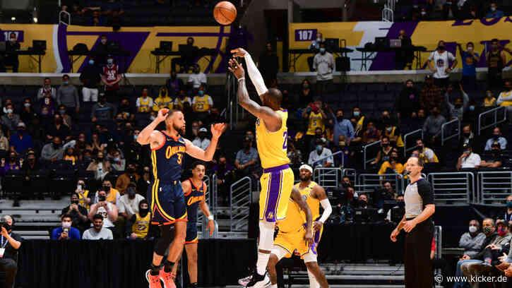 Clutch! Angeschlagener LeBron wirft Lakers in die Play-offs - kicker