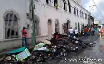 Esto dicen los alcaldes de Yumbo y Jamundí sobre disturbios en sus municipios - El País