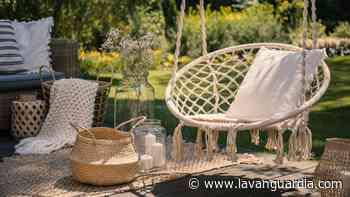 Convierte tu jardín o terraza en un pequeño rincón con encanto para disfrutar este verano - La Vanguardia