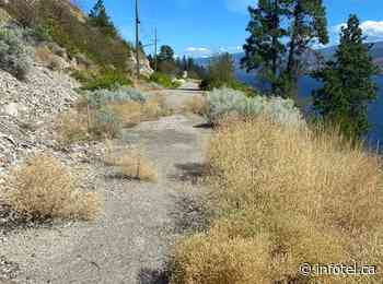 A trail from Sicamous to Osoyoos depends on West Kelowna to Peachland problem   iNFOnews   Thompson-Okanagan's News Source - iNFOnews