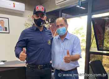 Zé Teixeira e prefeito Juliano solicitam mais investimentos para Ivinhema - MS em Foco