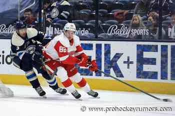Mathias Brome Signs In Switzerland - prohockeyrumors.com