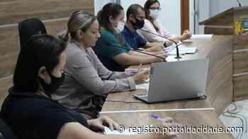 Moção de apelo Vereadores de Cajati pedem urgência nos medicamentos para intubação 15/04/2021 às - Adilson Cabral