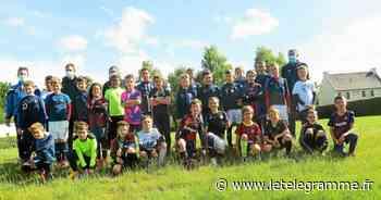 Les jeunes footballeurs de l'Evron FC ont repris l'entraînement - Le Télégramme