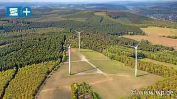 Netphen und Wilnsdorf: Ärger über neue Windpark-Zonen - Westfalenpost