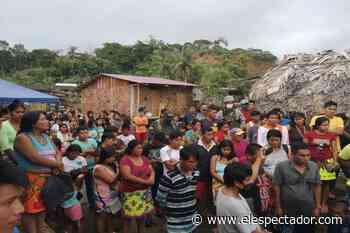 """""""No hemos recibido una sola ayuda del Gobierno"""": personero de Bahía Solano - El Espectador"""