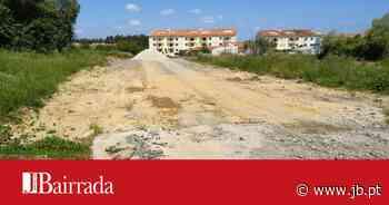 Iniciada conclusão de ligação de arruamentos em Sangalhos - Jornal da Bairrada
