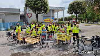"""San Vendemiano, domenica scorsa la pulizia del territorio con il neonato gruppo """"Gocce di Sanve"""": """"L'idea è di creare un'associazione"""" - Qdpnews"""