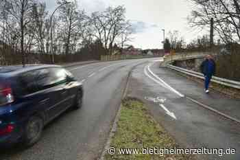 Straßenstück in Besigheim bleibt Radlern und Fußgängern vorbehalten: Öffnung der Weinstraße ist vom Tisch - Bietigheimer Zeitung