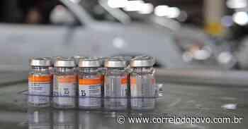 Esteio faz drive-thru para aplicar segunda dose da Coronavac neste sábado - Jornal Correio do Povo