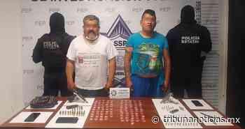 'Atoran' a dos vendedores de armas en la Acajete-Teziutlán - Tribunanoticias
