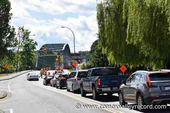 5th Street Bridge Project in Courtenay on schedule – Comox Valley Record - Comox Valley Record