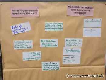 Erster Spaziergang wider die Bauwut 2021 der Grünen in der Verbandsgemeinde Montabaur - WW-Kurier - Internetzeitung für den Westerwaldkreis