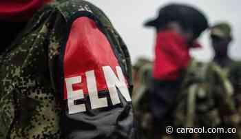 ELN sería responsable de hostigamiento a la fuerza pública en El Tarra - Caracol Radio