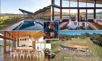 DJ Carl Cox and music promoter Richie McNeill sell Victorian Alps property - Daily Mail