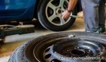 A caccia di pneumatici nel parcheggio scambiatore - Qui News Firenze