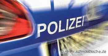 Anhänger prallt bei Bad Wurzach in den Gegenverkehr: Polizei sucht Zeugen - Schwäbische