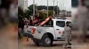 Pucallpa: policías abaten a dos delincuentes que asaltaron a empresario - LaRepública.pe