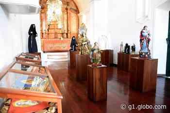 Museu de Arte Sacra de Angra dos Reis reabre com exposição 'Santas Mulheres' - G1